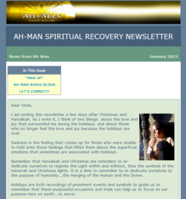 Ahman newsletter