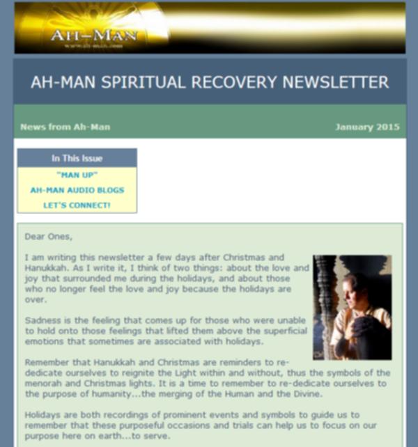 Ahman newsletter